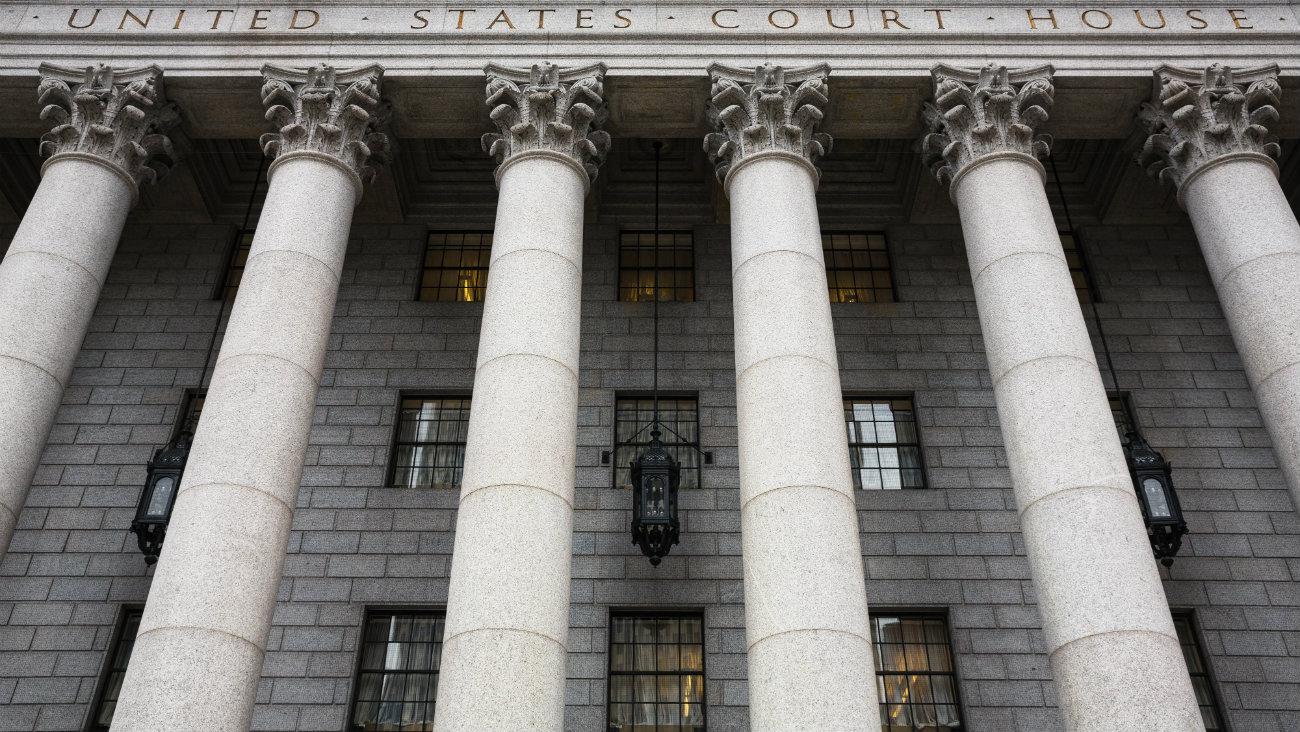 La Cour suprême des États-Unis - Drop of Light / Shutterstock