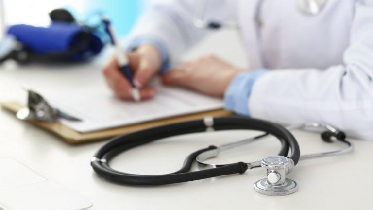 Consultation avec un médecin - Andrei_R / Shutterstock