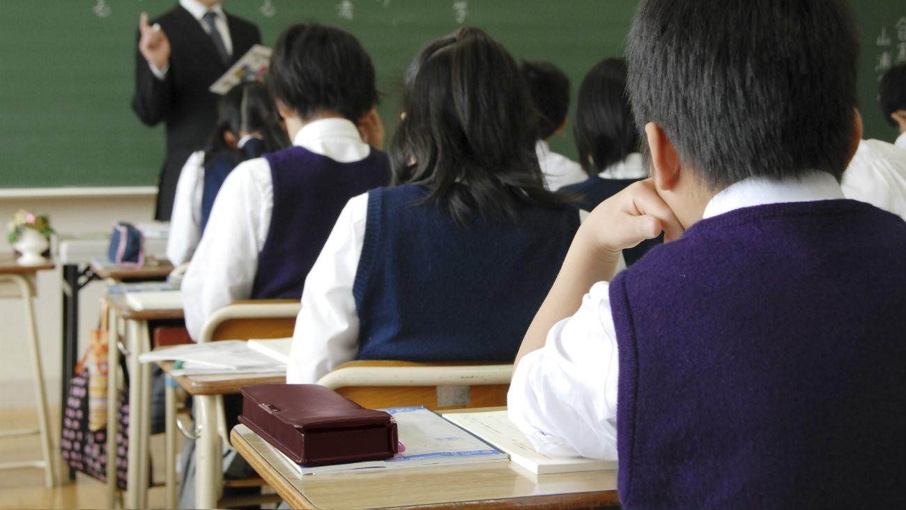Des élèves dans une école japonaise (illustration) - KPG_Payless / Shutterstock