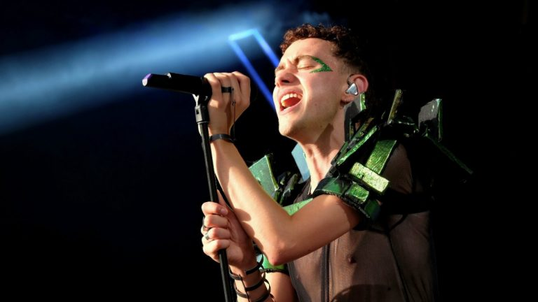 Olly Alexander (Years and Years) au Bestival, Newport, Isle of Wight en septembre 2016 - DFP Photographic / Shutterstock.com