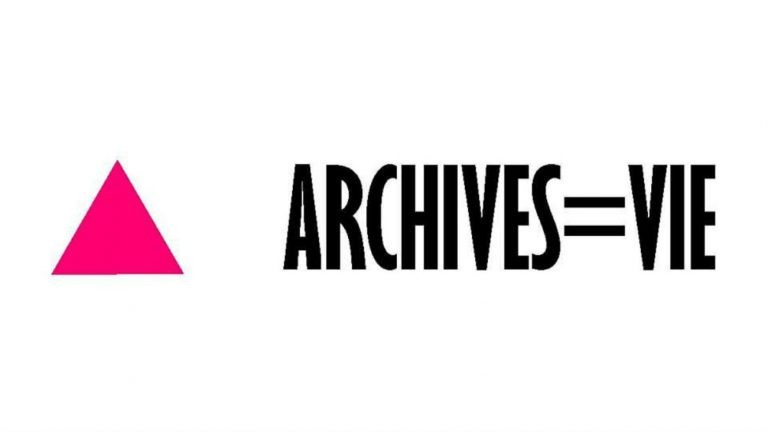 Archives = vie / Collectif Archives LGBTQI