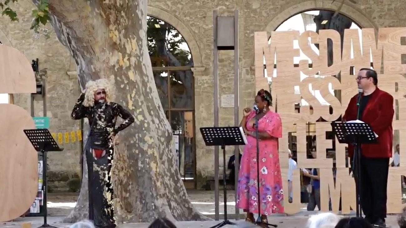 Avignon : une cérémonie des Molières non-raciste et non-genrée