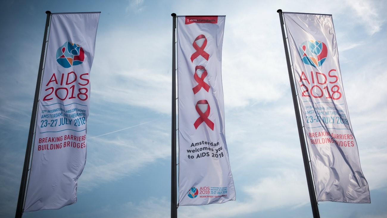 conference internationale contre le sida 2018 amsterdam