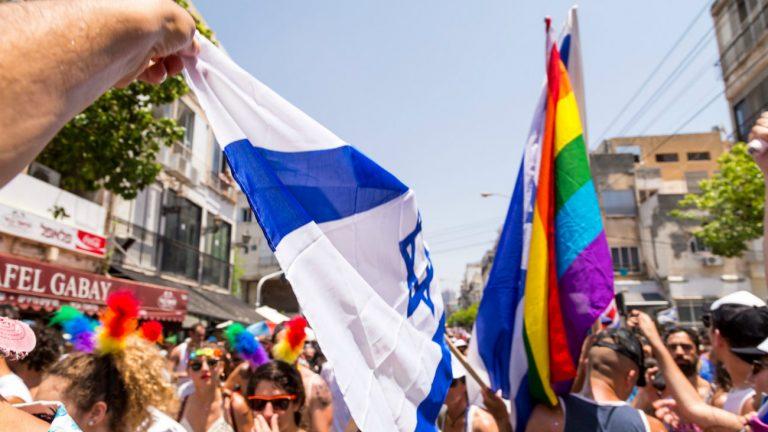 Manifestation Israel