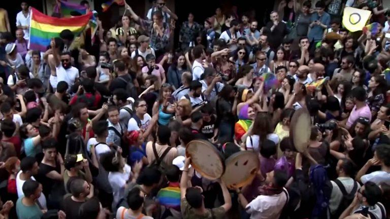 Pride d'Istanbul : répression et soutien