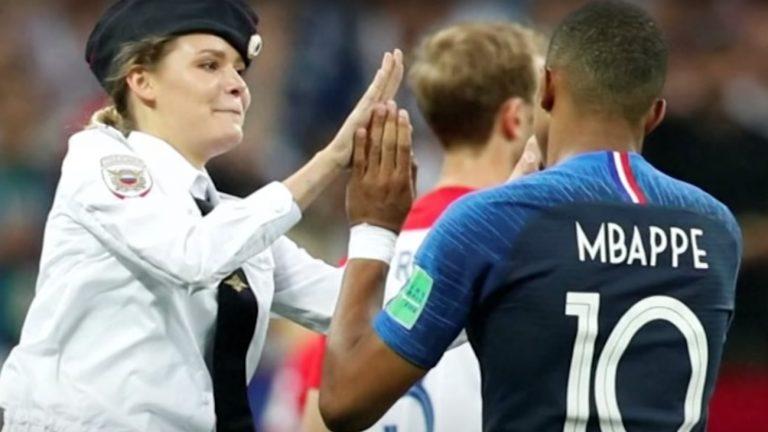 Les vraies championnes de cette Coupe du monde en Russie ? Les Pussy Riot
