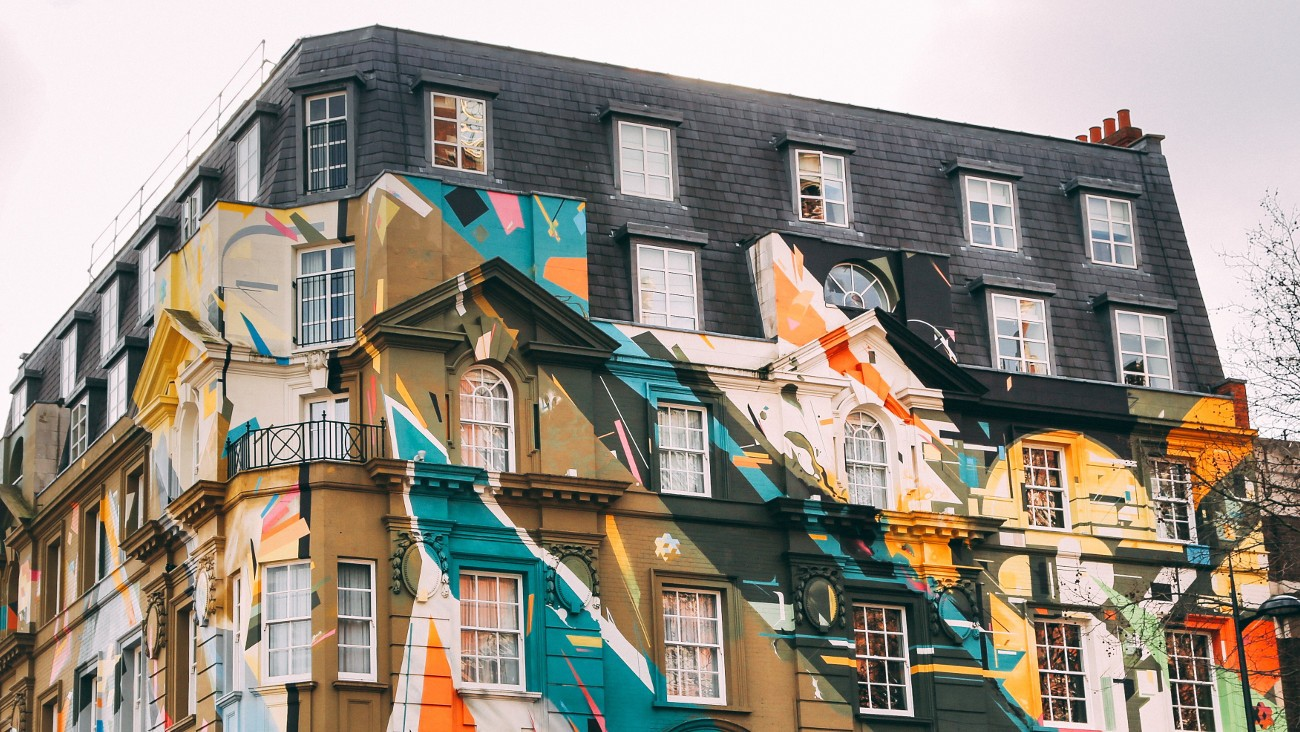Immeuble à Shoreditch, Londres - Ambitious Creative Co. - Rick Barrett/Unsplash