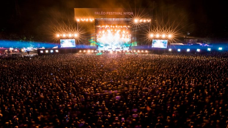 Paléo festival
