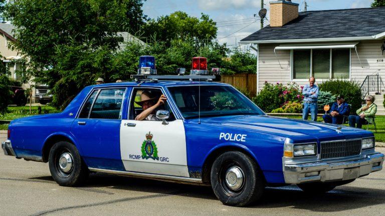 police de Calgary