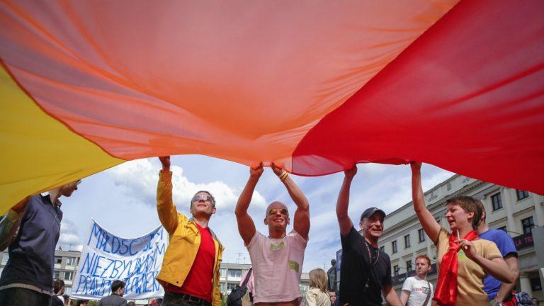parade varsovie pologne 2006