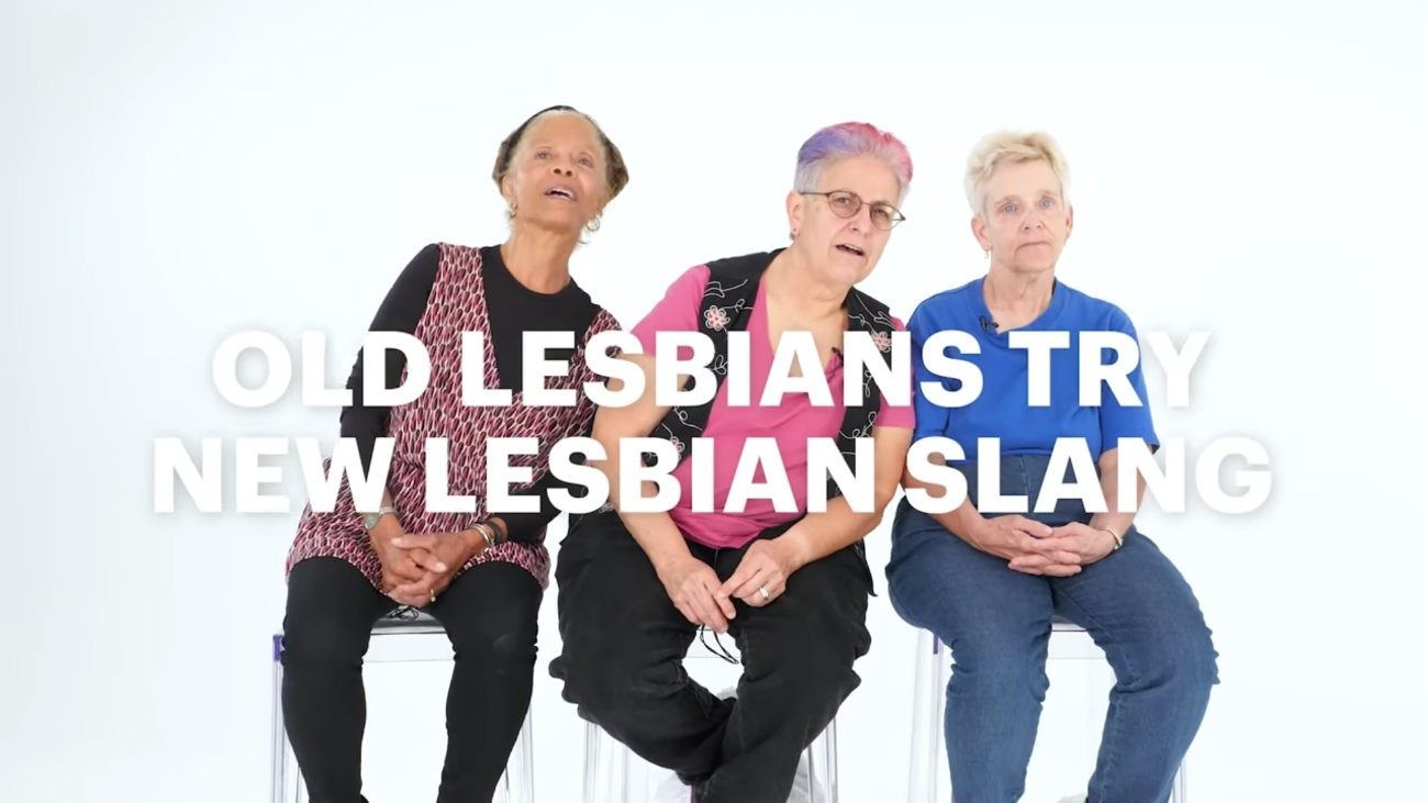 video Old Lesbians