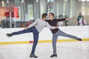 christian erwin joel dear gay games paris 2018 gay games ice skating patinage artistique couple