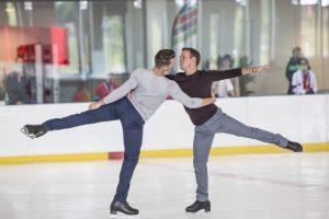 christian erwin joel dear gay games paris 2018 gay games ice skating patinage artistique couple
