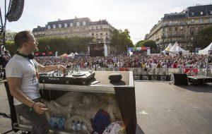 dj set gay games paris 2018 cérémonie clôture