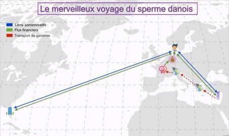 Carte enquête danemark - ingrid t