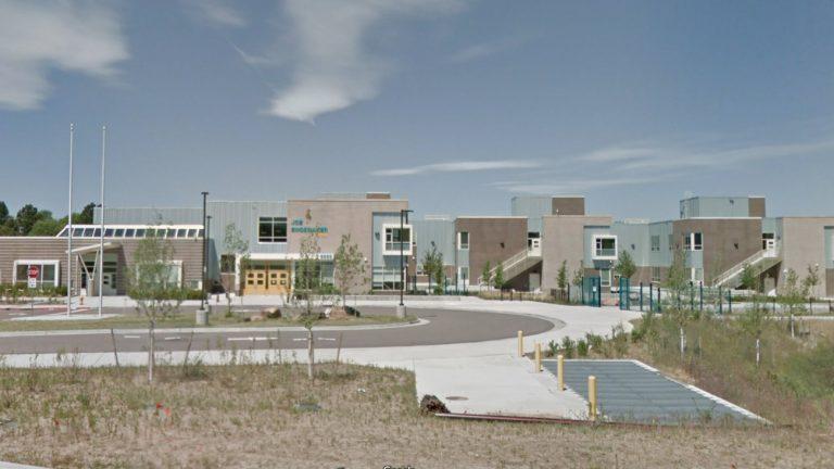 L'école élémentaire Joe Shoemaker à Denver (Colorado), où était scolarisé Jamel Myles - Capture d'écran Google Street View