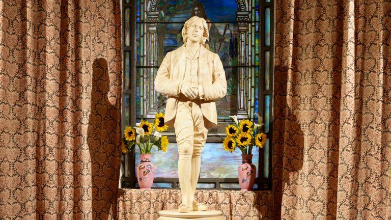 Oscar Wilde Temple