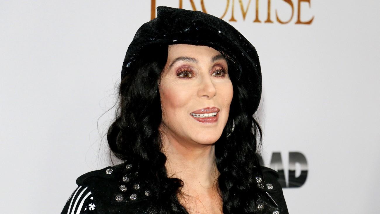Portrait de Cher