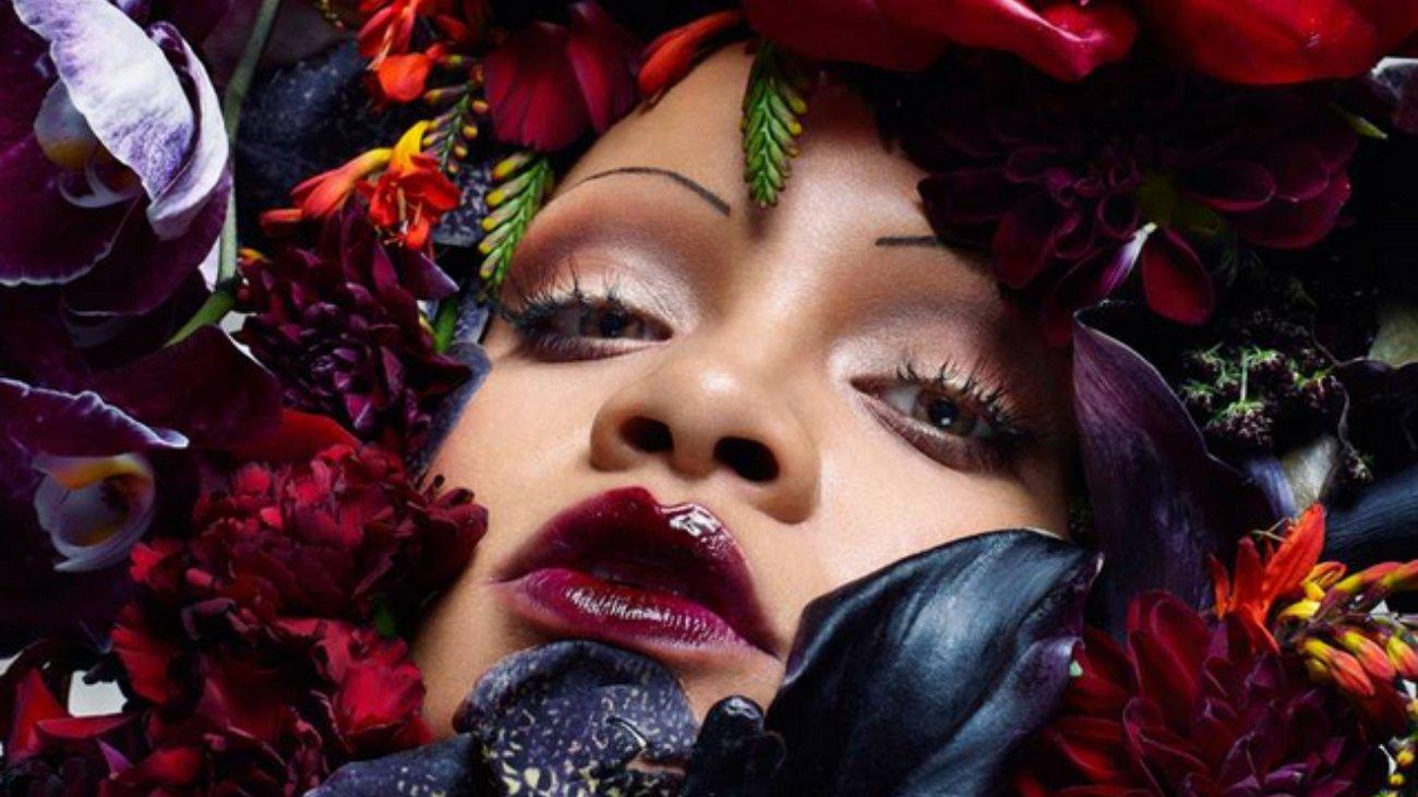 Rihanna Vogue UK première femme noire