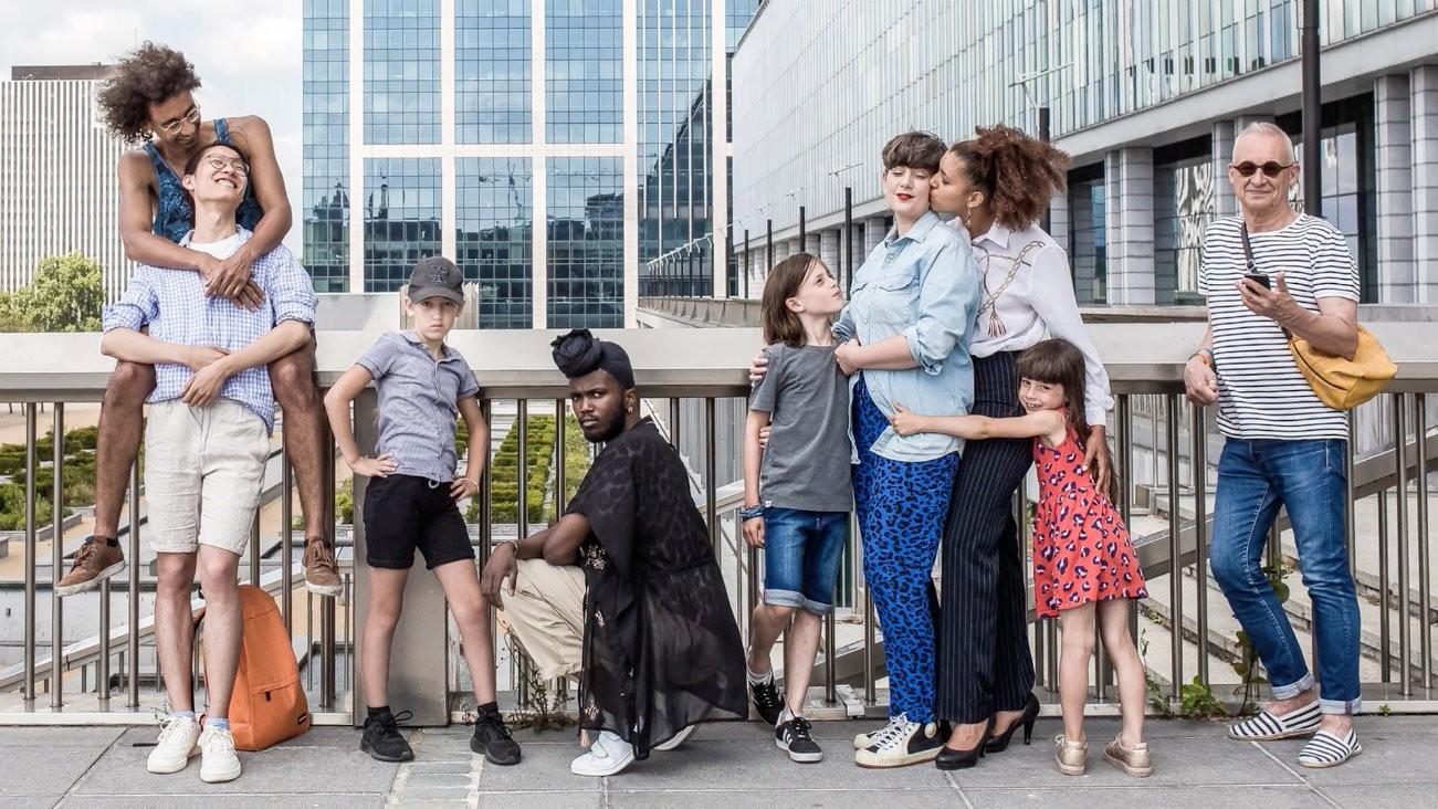 all genders welcome campagne sensibilisation lgbtphobies allies luttes lgbt+ bruxelles belgique