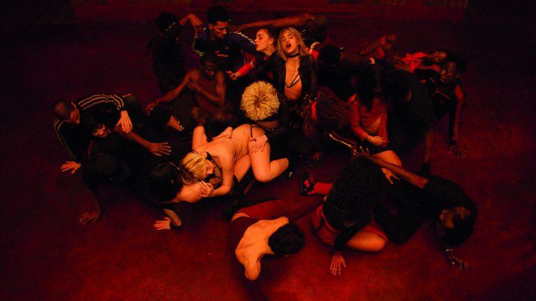 « Climax » de Gaspar Noé, avec Sofia Boutella