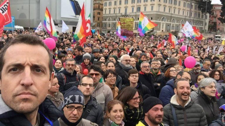 Le militant LGBT+ italien Fabrizio Marrazzo veut créer un parti politique gay