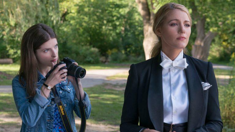Anna Kendrick Blake Lively dans « L'ombre d'Emily » Paul Feig