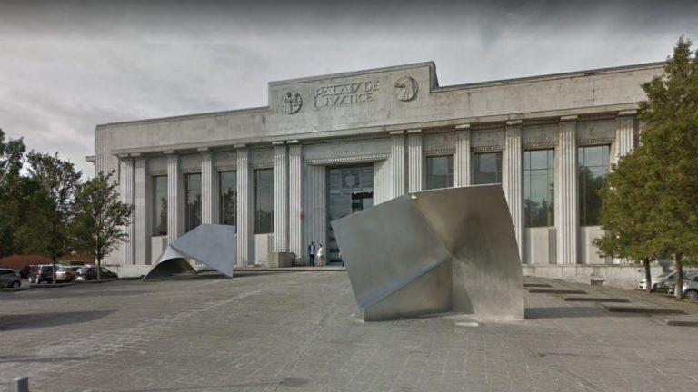 Le tribunal de grande instance de Béthune - Capture d'écran Google Street View / Google Maps