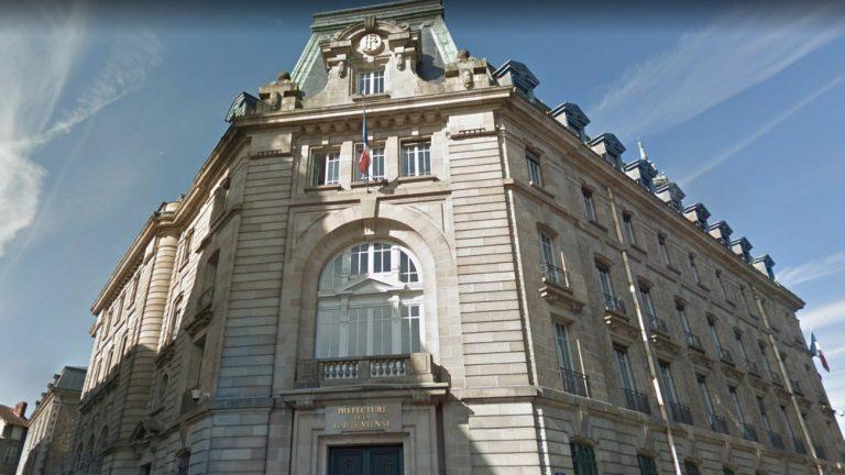 La préfecture de Haute-Vienne - Capture d'écran Google Street View / Google Maps