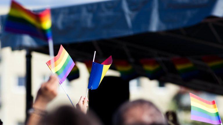 La Pride de Cluj en Roumanie le 23 juin 2018 - De Melinda Nagy / Shutterstock