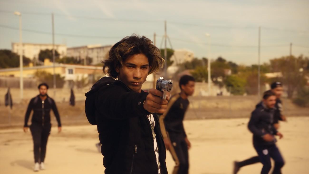 Dylan Robert, dans « Shéhérazade » de Jean-Bernard Marlin