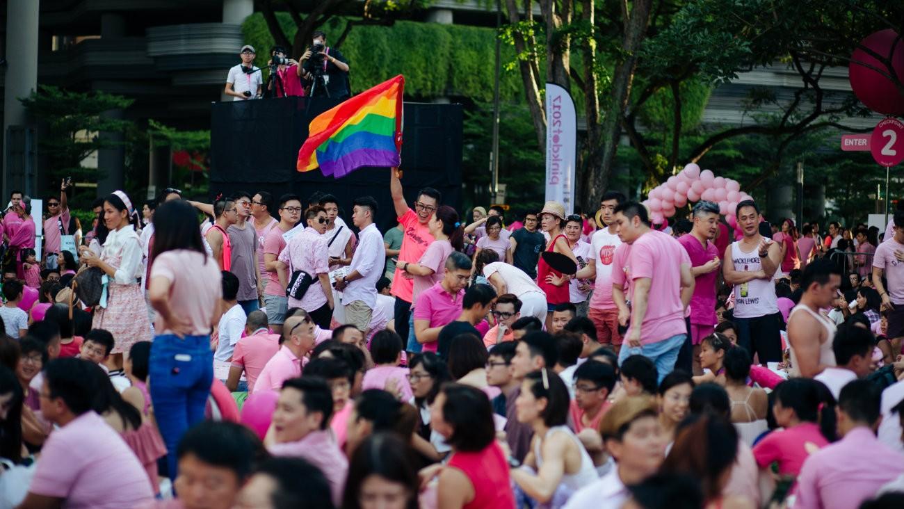 Singapour LGBT