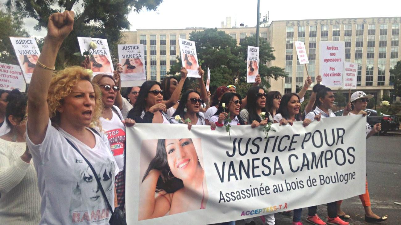 Un mois après le meurtre de Vanesa Campos, femme trans migrante et travailleuse du sexe, au bois de Boulogne, et l'agression d'une autre TDS trans dans ce même bois, la mobilisation ne faiblit pas contre la pénalisation et des violences