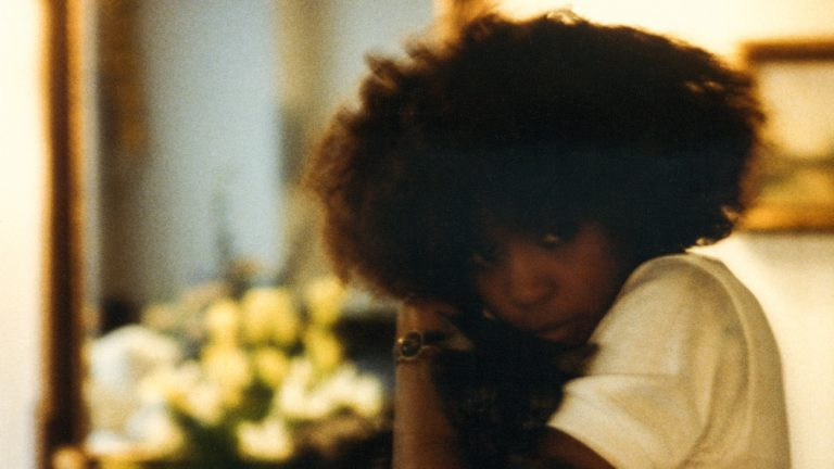Whitney Houston enfant
