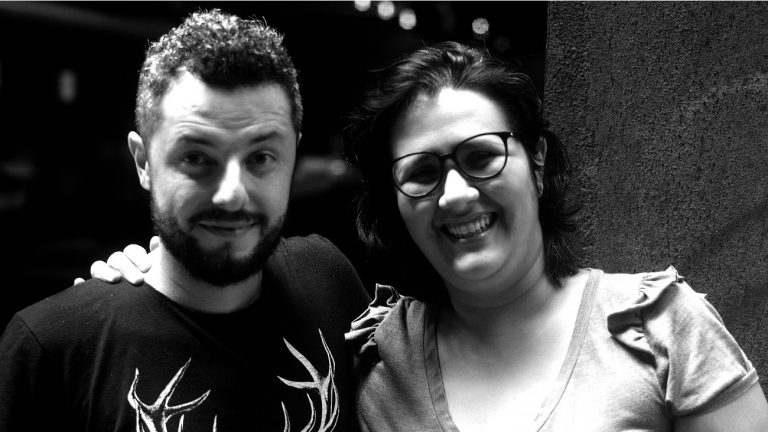 Marco Dutra et Juliana Rojas, réalisateurs