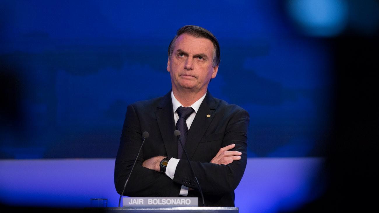 Jair Bolsonaro, candidat de l'extrême droite à l'élection présidentielle brésilienne, favori des sondages - Plopes / Shutterstock