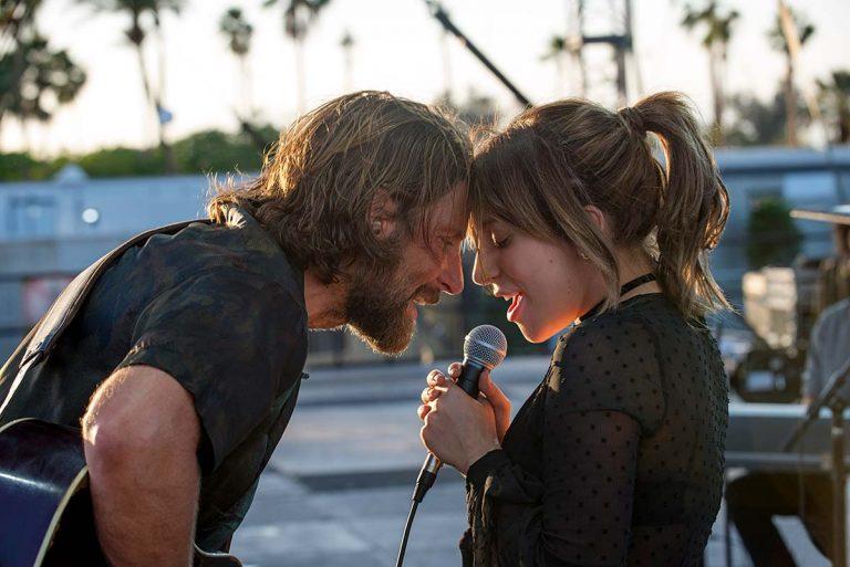 Bradley Cooper et Lady Gaga dans « Une étoile est née »
