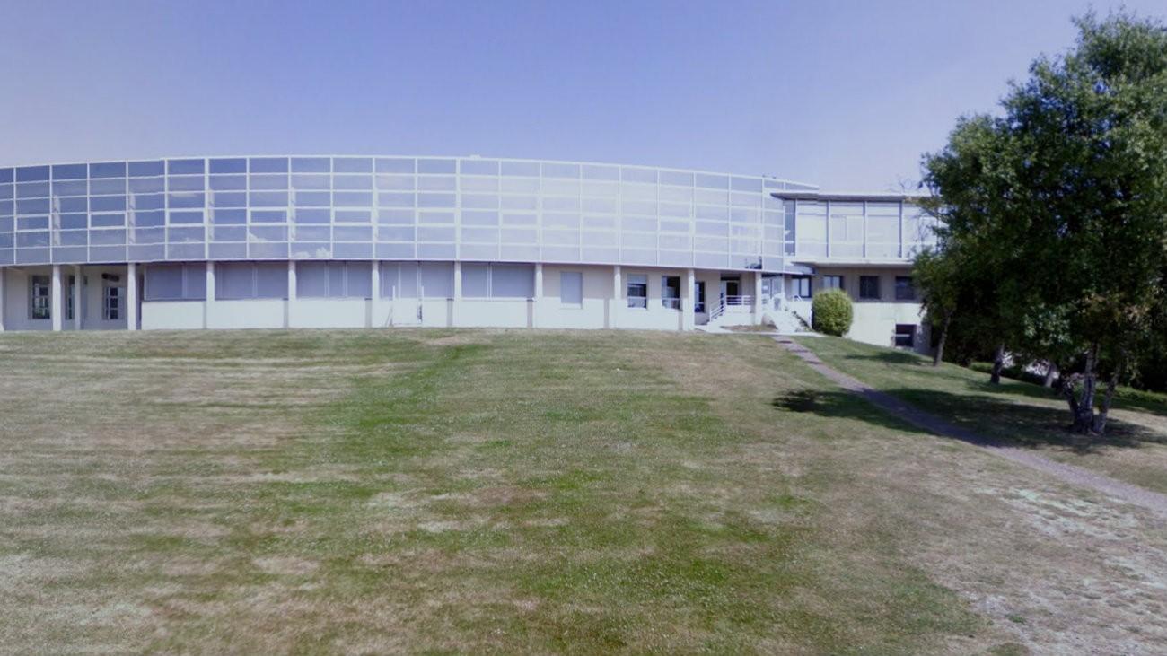 Université de Caen - Capture d'écran Google Maps