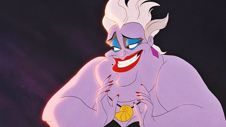 ursula la petite sirene Disney live action movie lady gaga