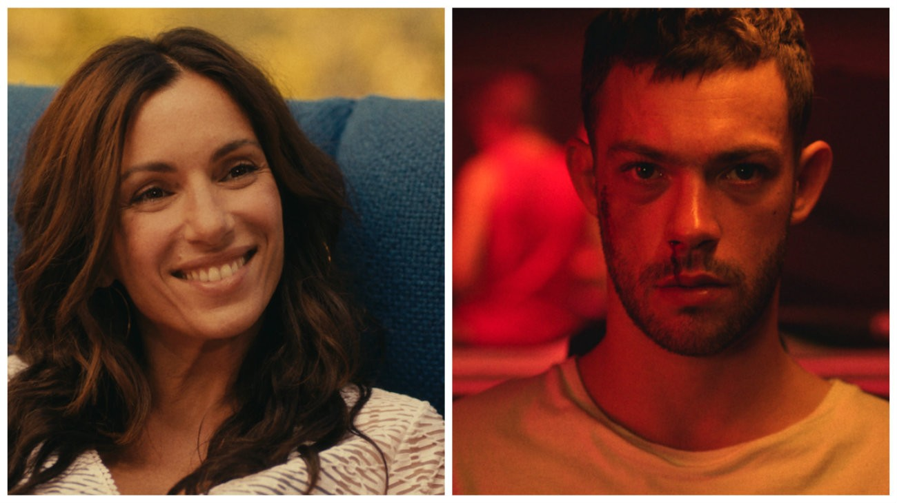 Aure Atika et Félix Maritaud jouent dans « Jonas », un téléfilm de Christophe Charrier sur Arte