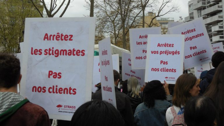 loipenalisation clients prostitution censure possible conseil constitutionnel qpc conseil d'etet travail du sexe tds