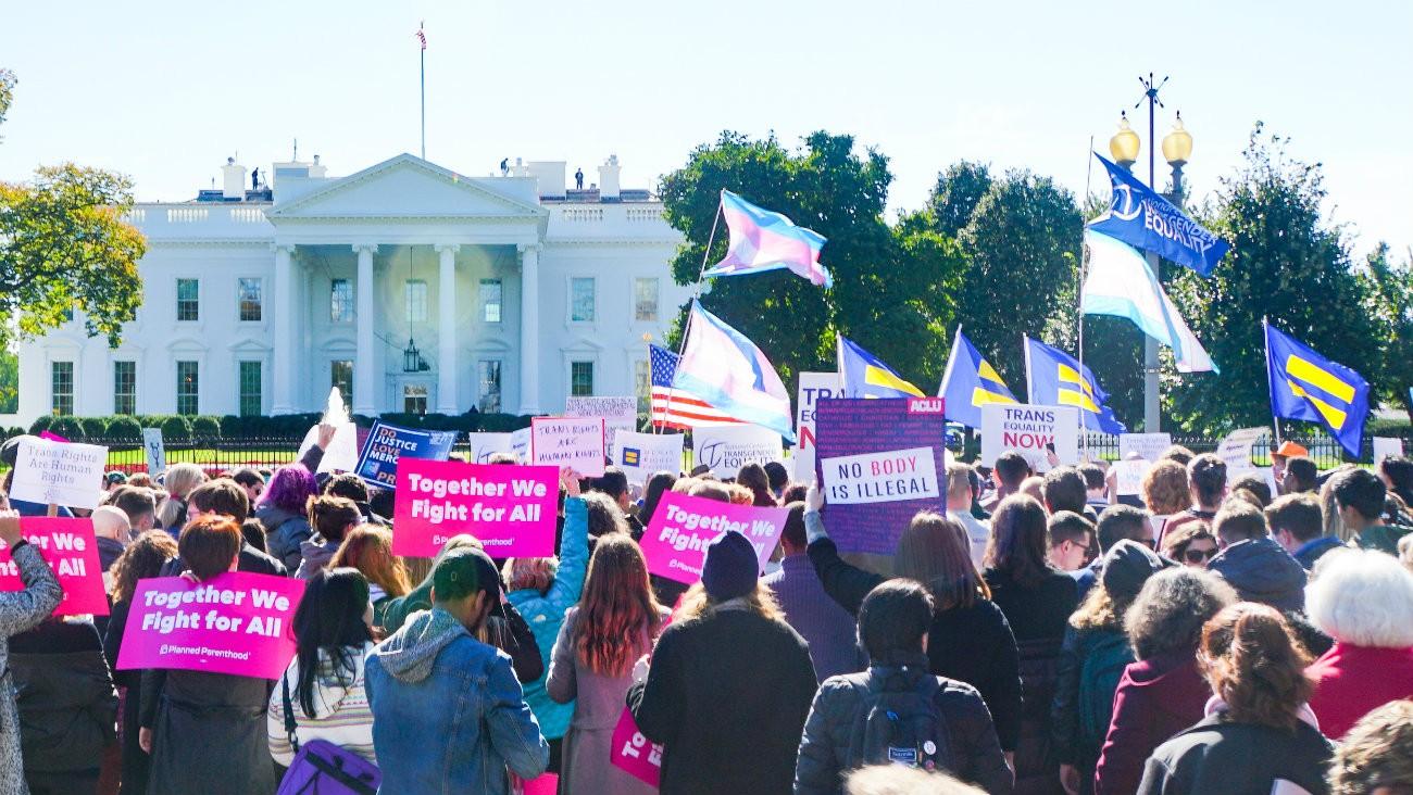 tribune scientifiques contre administration trump memo effacer personnes trans intersexes non binaires