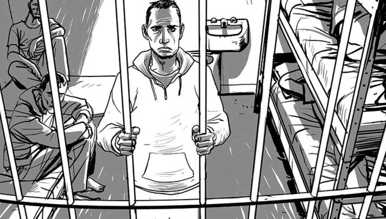 Arrestations arbitraires, humiliations des gays en Tunisie - Illustration / Human Rights Watch