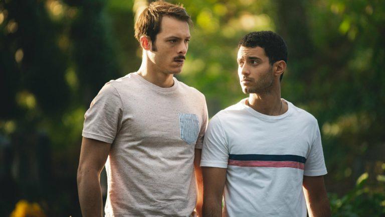 Éric Pucheu et Mehdi Meskar dans l'épisode 5 de la saison 2 des « Engagés »