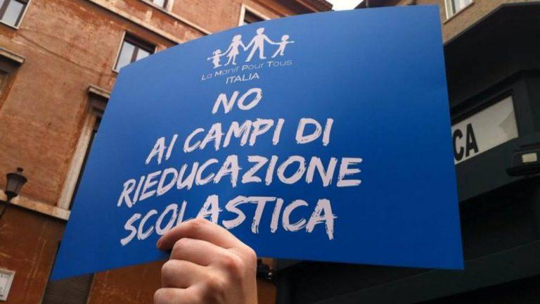 generazione famiglia italie anti gender