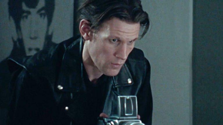 Matt Smith est Robert Mapplethorpe dans le biopic consacré au photographe new yorkais - Capture d'écran YouTube / IT'S TRAILER TIME!