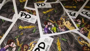 PD La Revue pede homo gay magazine papier independant interview