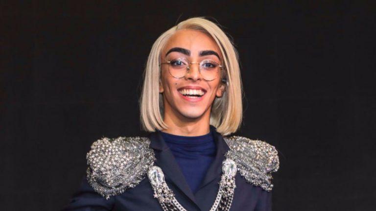 Bilal Hassani représentera la France au concours de l'Eurovision - DR