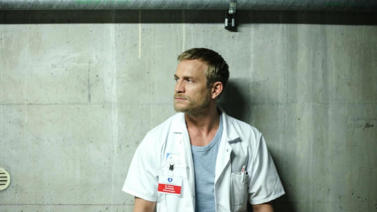 Jeremie Renier dans « L'Ordre des médecins », de David Roux - DR