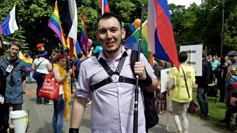 bulat barantaev candidat gay papa coparentalite fetichiste candidat elections municipales novossibirsk siberie russie